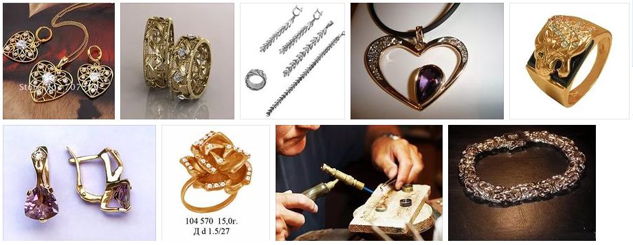 Изготовление ювелирных изделий - Изготовление ювелирных украшений ... 5790ed1b9d2