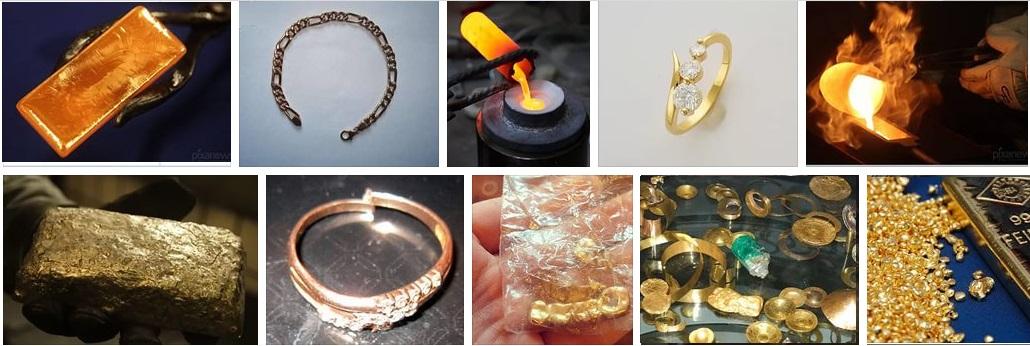 Переплавка золота - Изготовление ювелирных украшений СПб,Ремонт ... b2d96cdb5a8